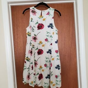 Old navy floral dress size M